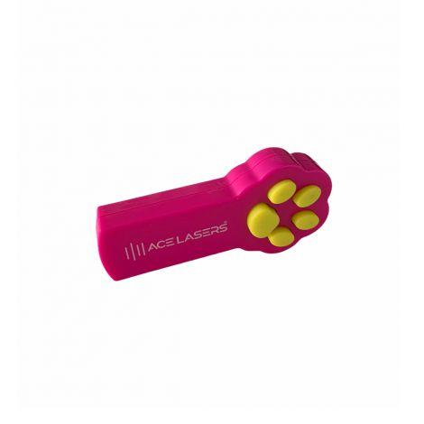 ACE Lasers Roze Huisdier Laser Rode Stip